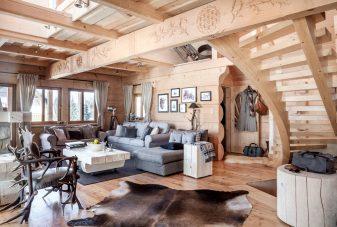 Villa Gorsky wnętrze_Domki drewniane