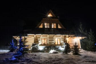Villa-zima